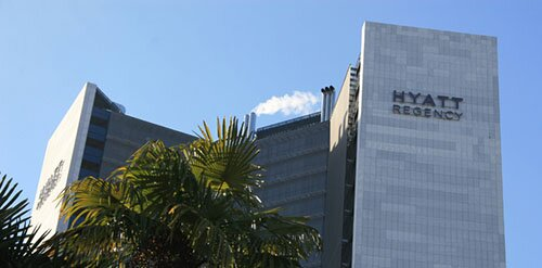Отель «Хаятт Ридженси» Сочи